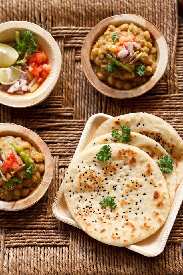 Kulcha recipe how to make kulcha recipe kulcha recipe on tawa or kulcha forumfinder Choice Image
