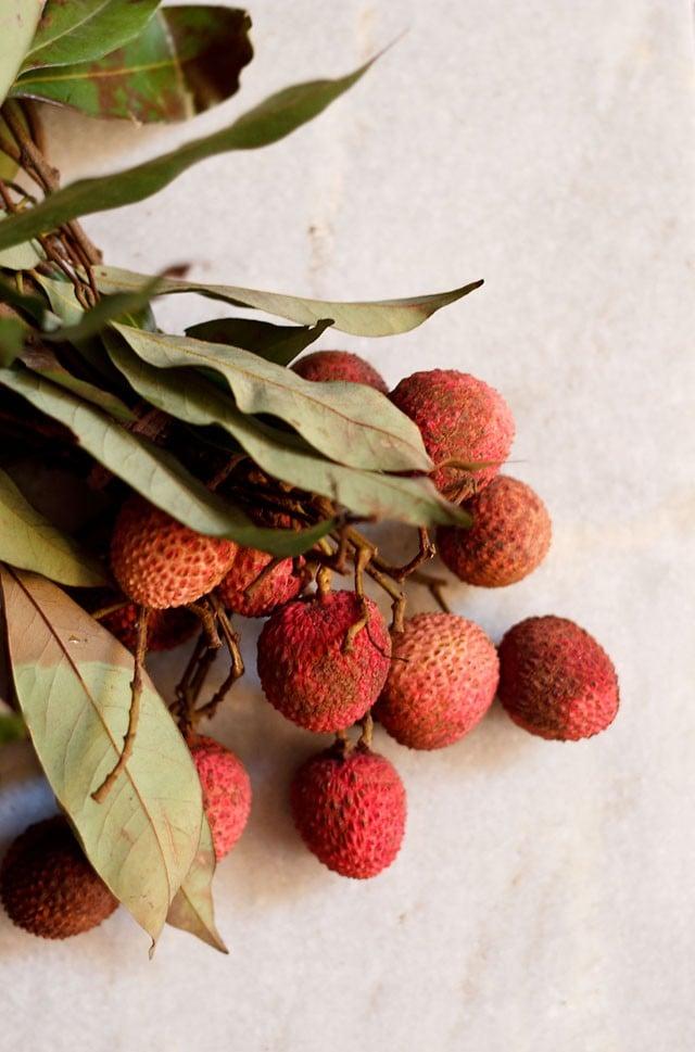 litchie or lychee