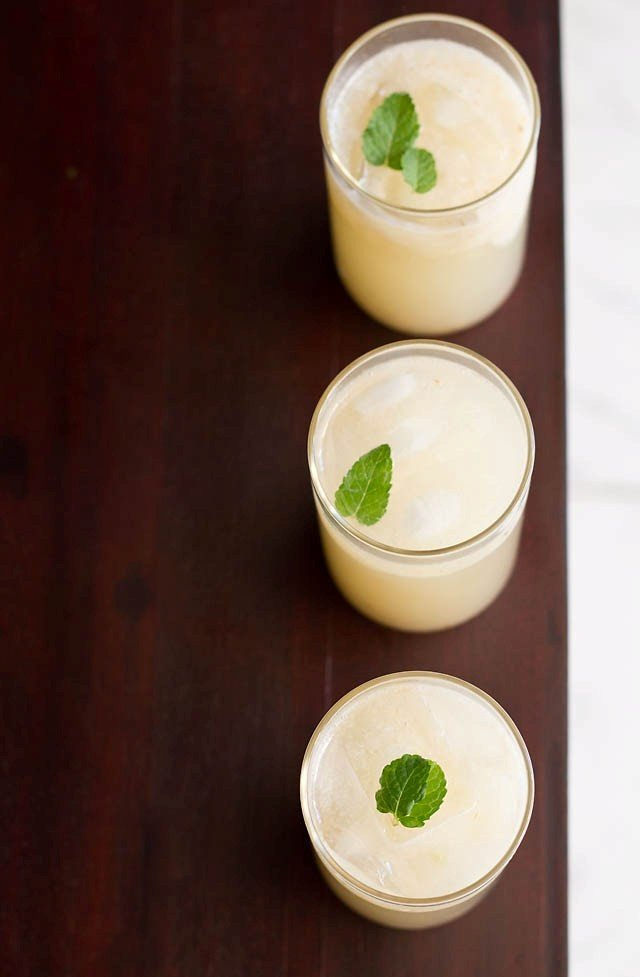 litchi lemonade recipe, how to make litchi lemonade | lemonade recipes
