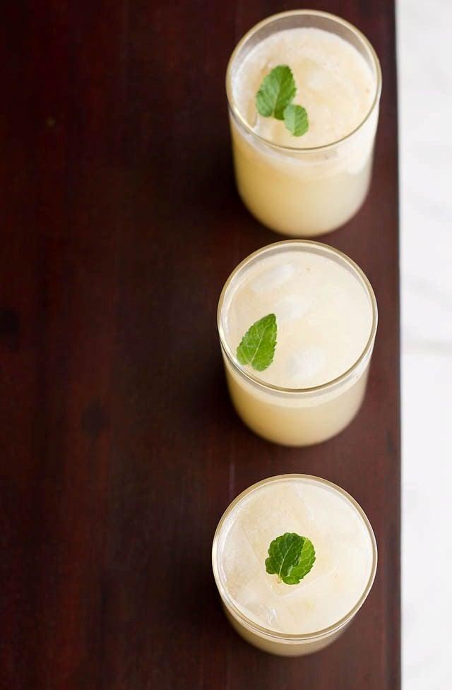 litchi lemonade recipe