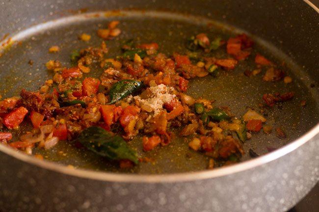 masala rice or spiced rice recipe