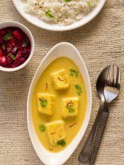 shahi paneer recipe, how to make shahi paneer