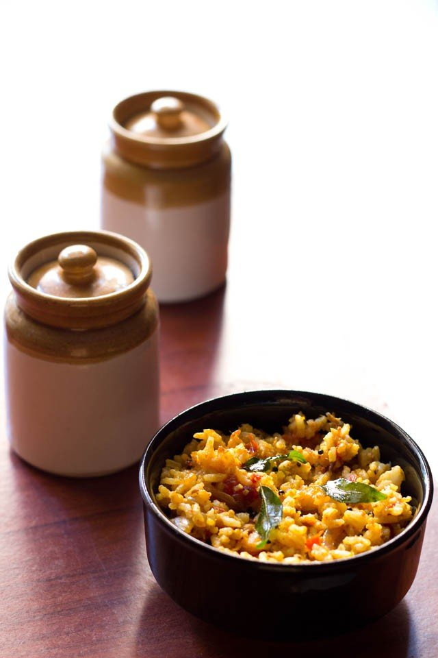 spicy masala rice