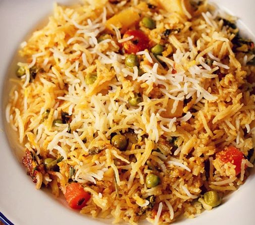 kacchi hyderabadi veg biryani recipe
