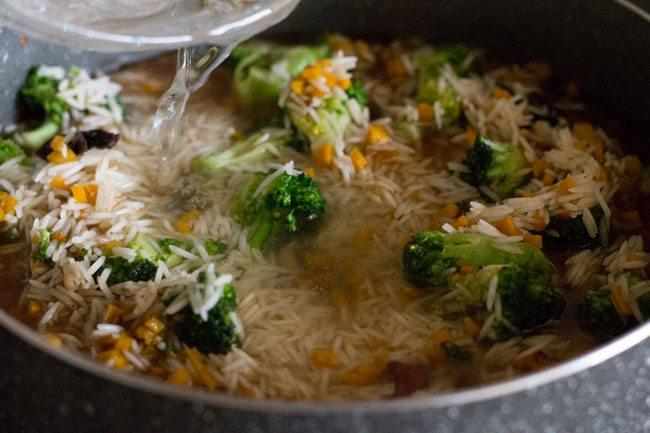 veg pulao recipe