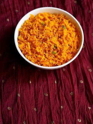 carrot sambharo, carrot salad