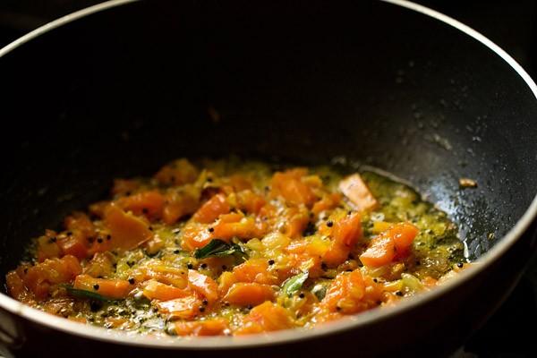 tomatoes for chana masala recipe