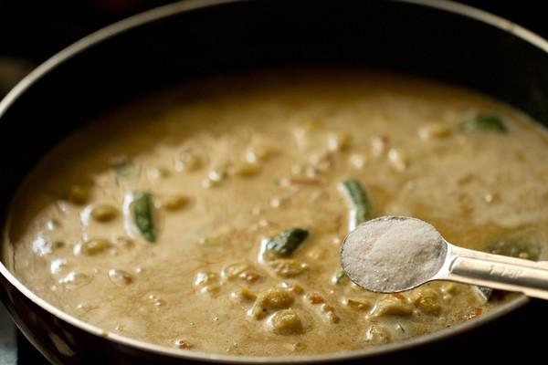 salt for chana masala recipe