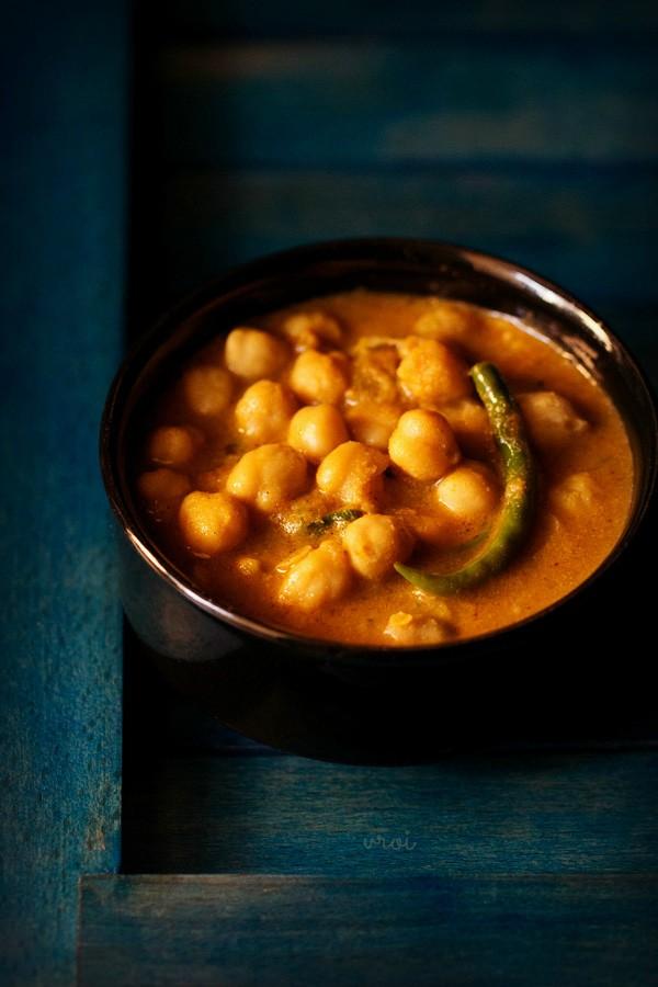 chana masala south indian recipe