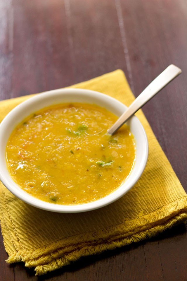 masoor dal - how to make masoor dal recipe | easy masoor dal recipe