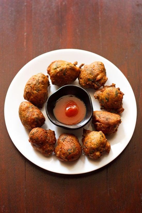 methi na gota or methi pakora recipe