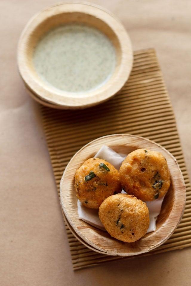 mysore bonda recipe