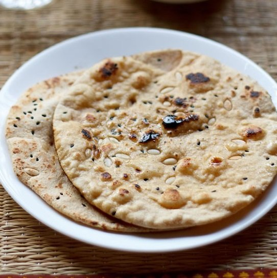 naan recipe, naan bread recipe