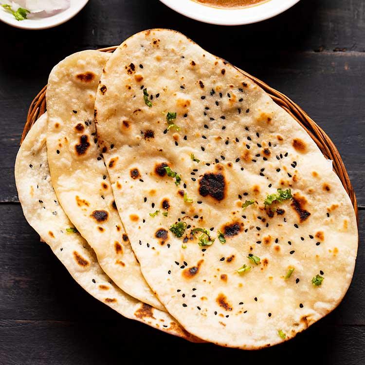 Best Naan Recipe No Yeast Naan Bread With Yogurt 2 Ways
