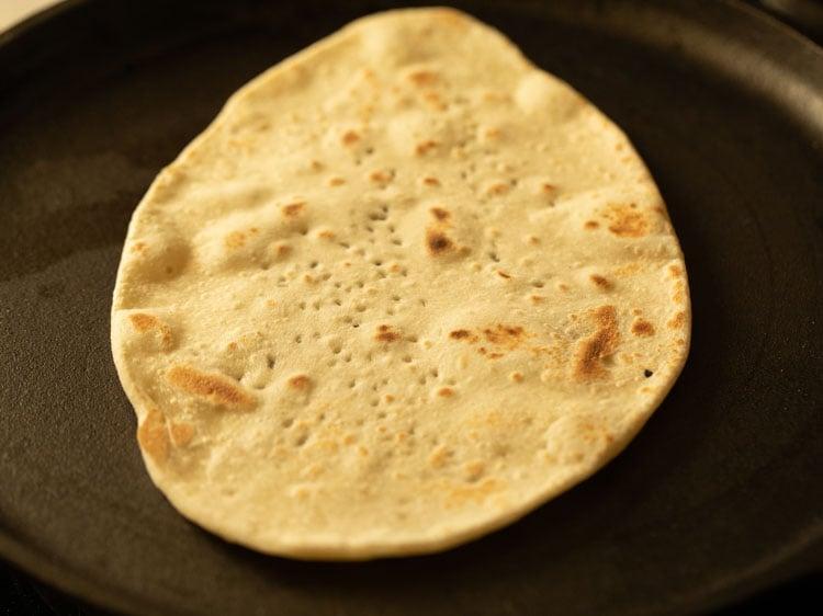 making naan bread recipe