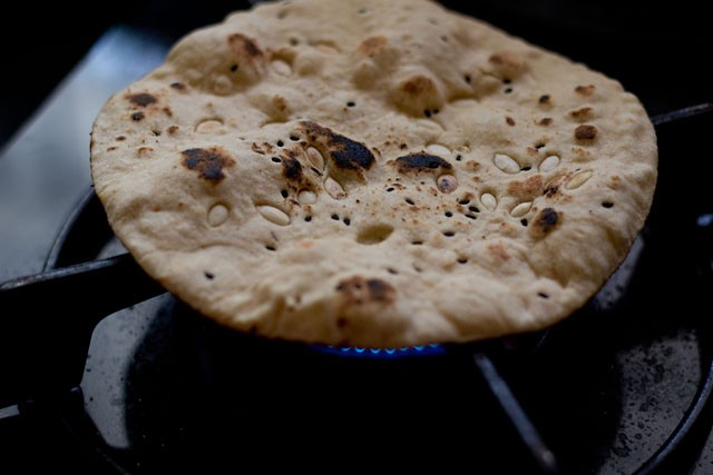 making naan recipe