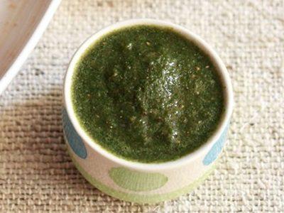 green chutney recipe