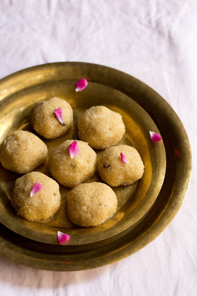 sabudana ladoo recipe, how to make sabudana ladoo | ladoo recipes