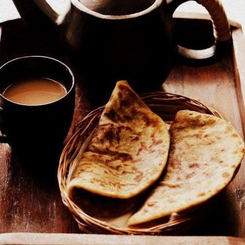 how to make punjabi paratha