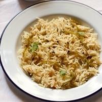 capsicum pulao recipe