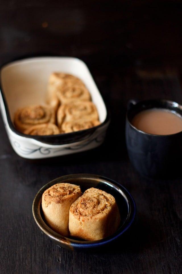 garlic rolls recipe