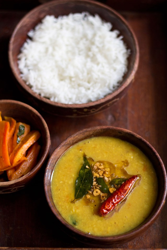 Hyderabadi khatti dal recipe