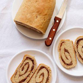jam bread rolls