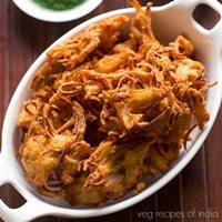kanda bhaji recipe