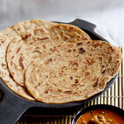 kerala paratha recipe, kerala parotta recipe, malabar paratha recipe
