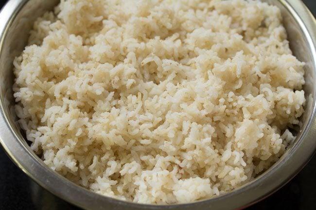 rice for making lemon rice recipe