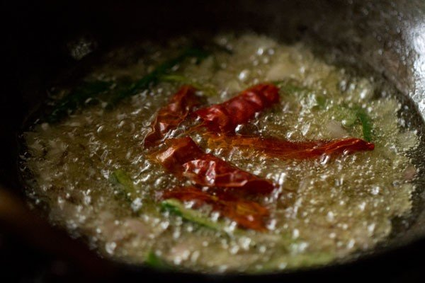 making methi dal fry recipe