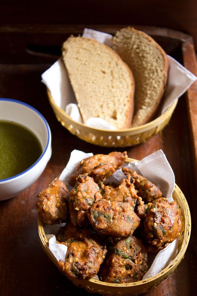 pakora recipes | 35 pakoda recipes | veg indian fritters recipes