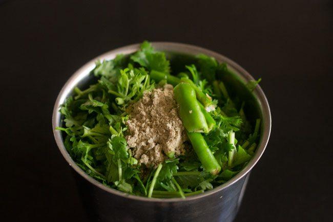 phalahari chutney recipe for fasting or vrat