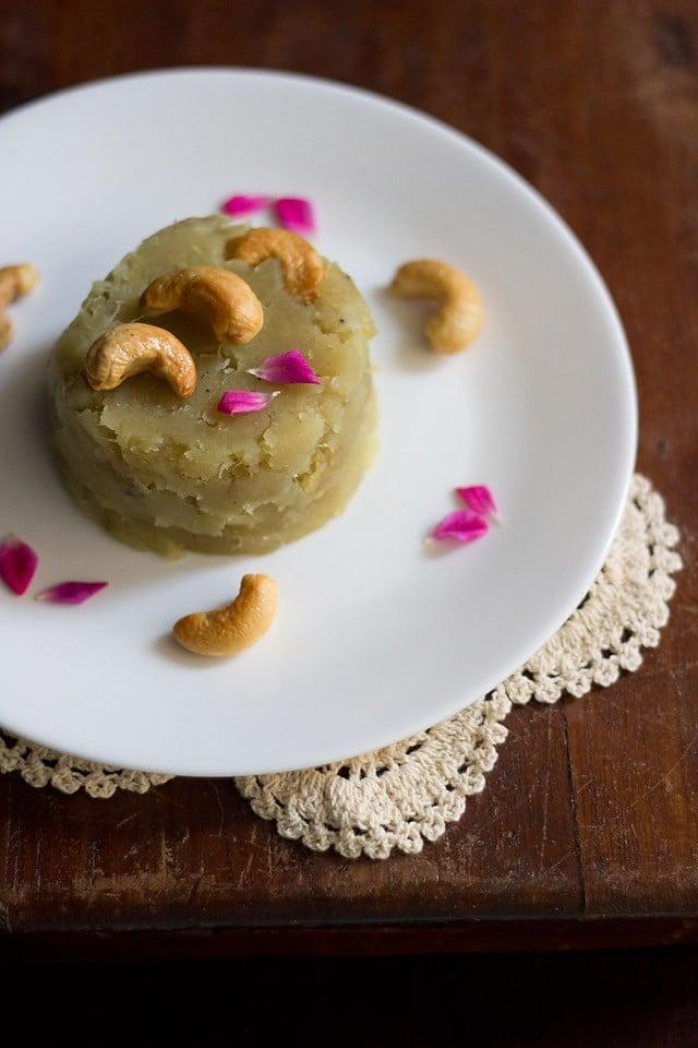 sweet potato halwa recipe | shakarkandi halwa | halwa recipes