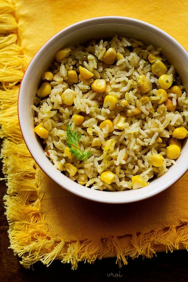veg pulao recipes