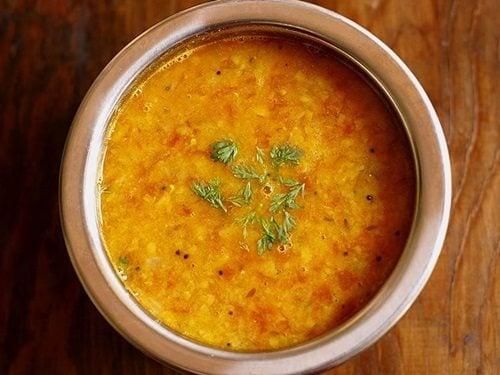 tomato dal recipe, tomato pappu recipe, andhra tomato pappu recipe