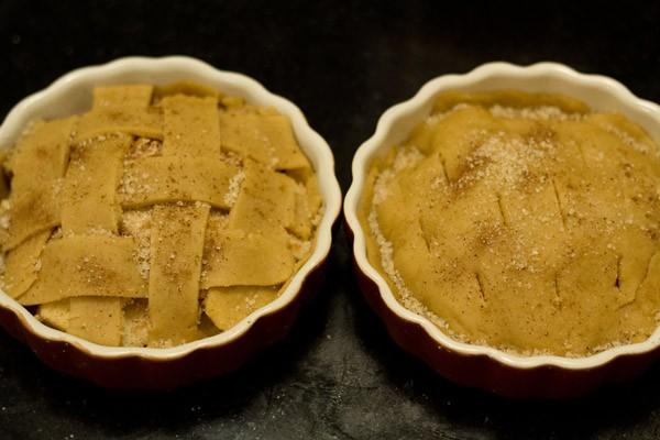bake apple pie