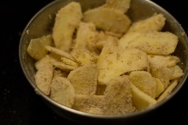 mixture for apple pie recipe