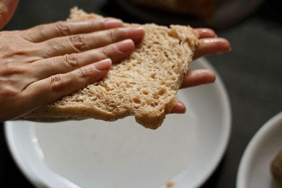 moist bread for making bread rolls recipe