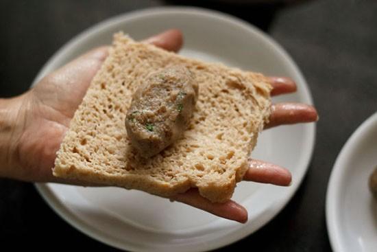 potato stuffing for bread rolls recipe