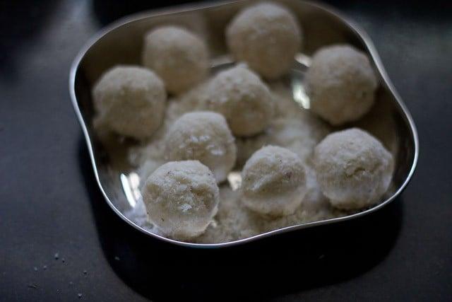 coconut ladooo recipe