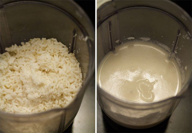 making soft idli recipe