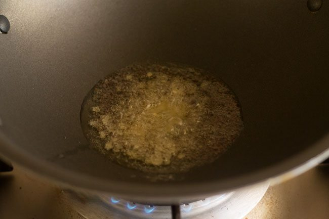 mustard for curry leaves chutney recipe