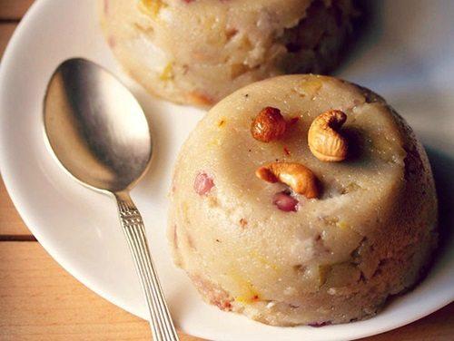 fruit kesari recipe