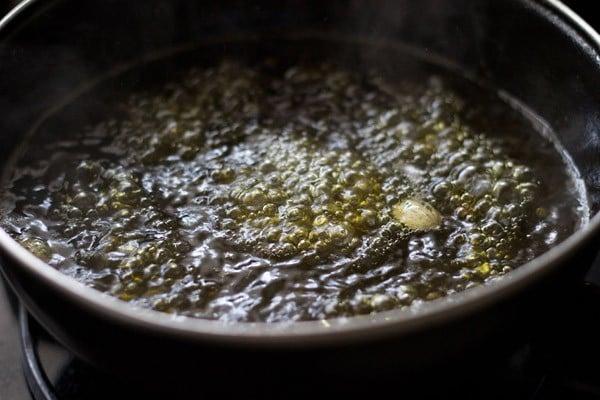 sugar solution for gulab jamun recipe