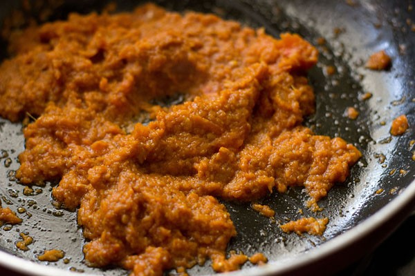 mix - making paneer tikka masala recipe