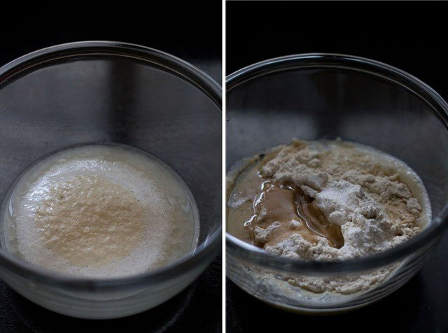 yeast for making pizza recipe