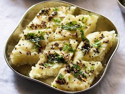 Rava dhokla recipe how to make instant rava dhokla sooji dhokla rava dhokla recipe forumfinder Gallery