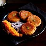 aloo tikki - diwali recipes