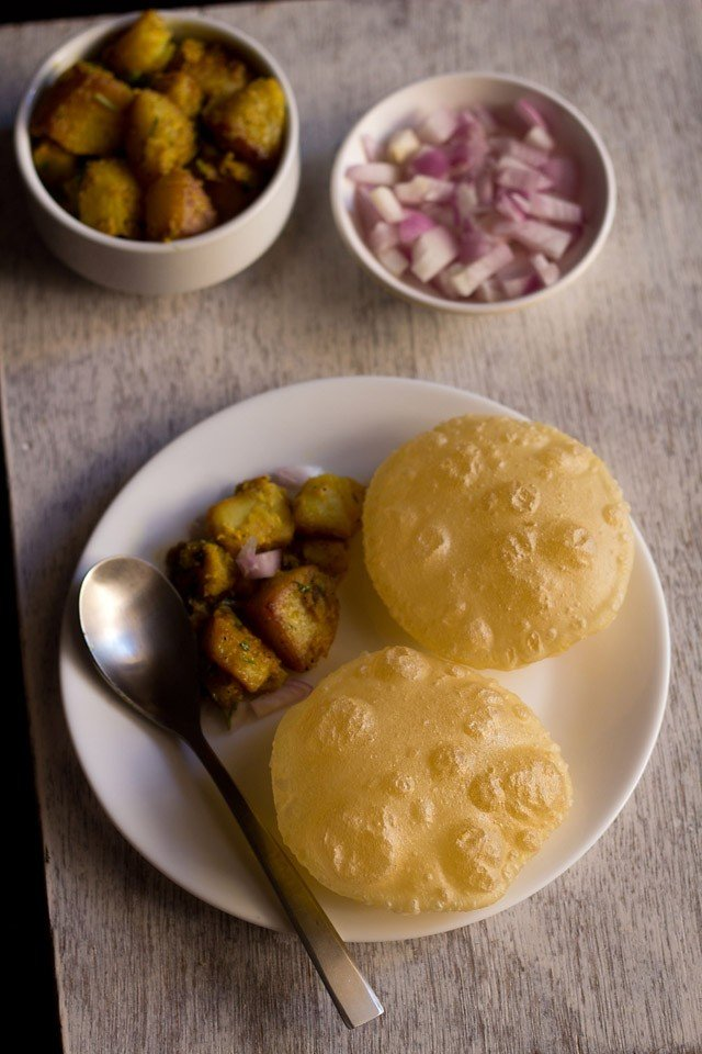 bengali luchi recipe
